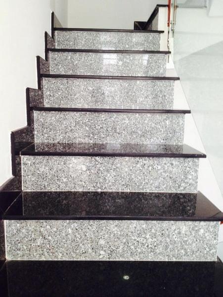 Trắng Granite Ấn kết hợp với các màu khác hài hòa