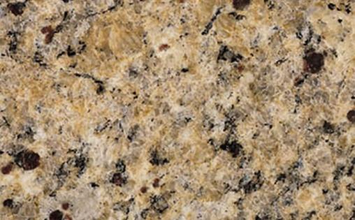 Họa tiết đặc sắc của đá hoa cương vàng Mỹ