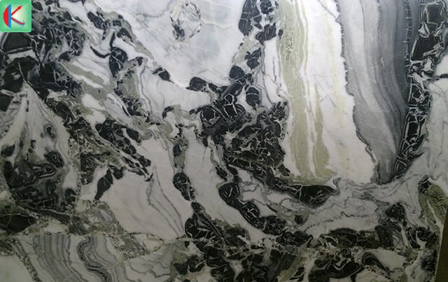 Đá Marble Eurostone Ocean xuất xứ Italia