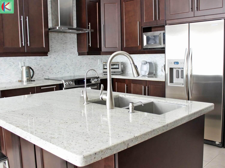 Đá Granite white kashmir