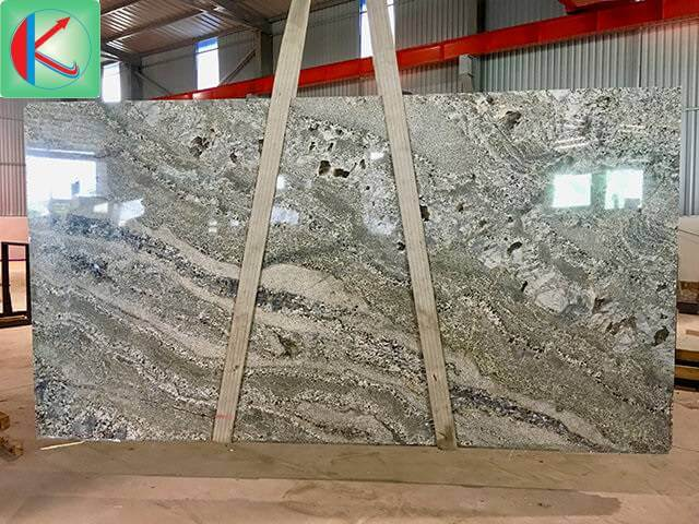 Blue colonial granite