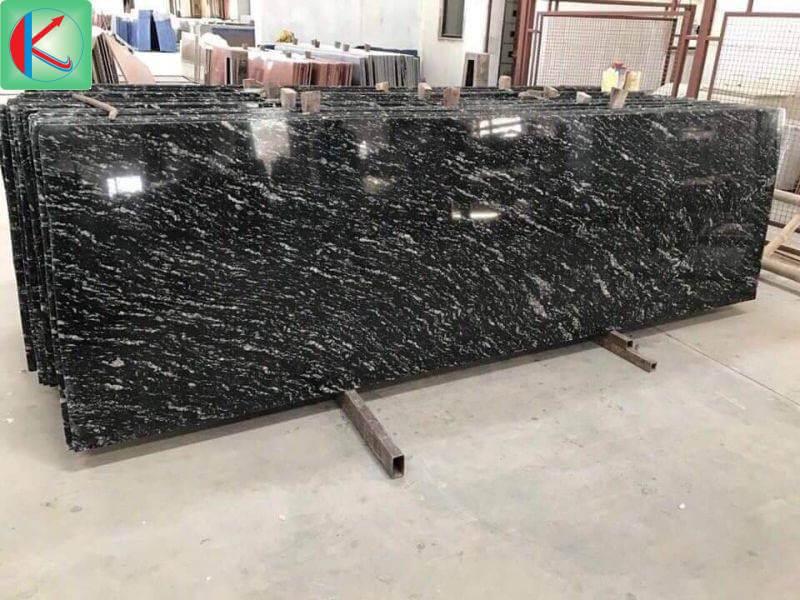 Đá Đen Nhiệt Đới ( Black Markino Granite)
