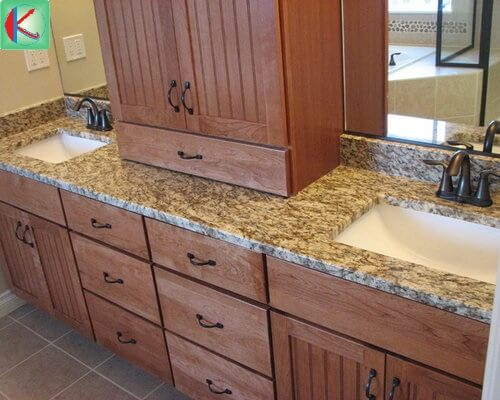 Amber Yellow Granite