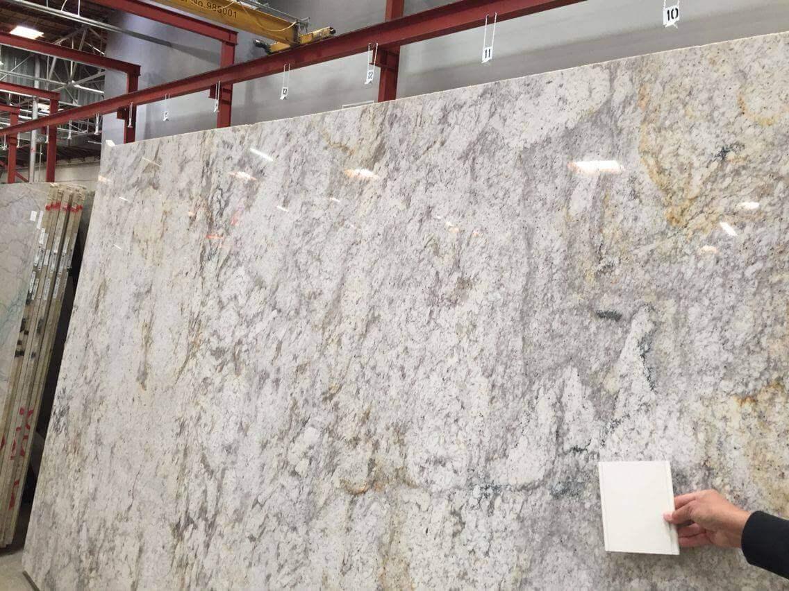Aspen White Granite