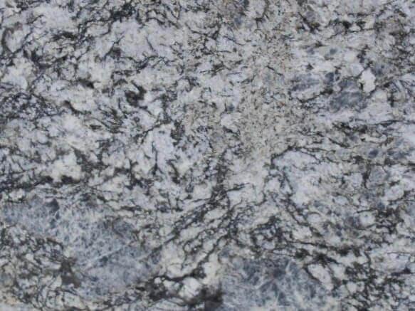Alaska blue granite