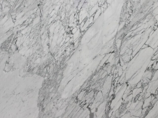 Italian statuario white marble
