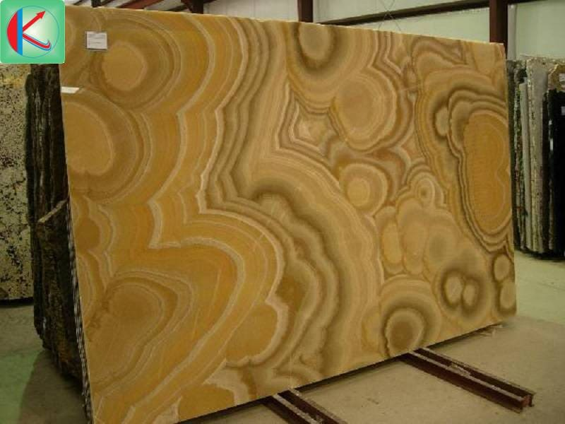 Honey onyx stone