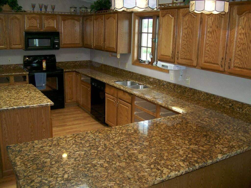 Yellow Safia Granite