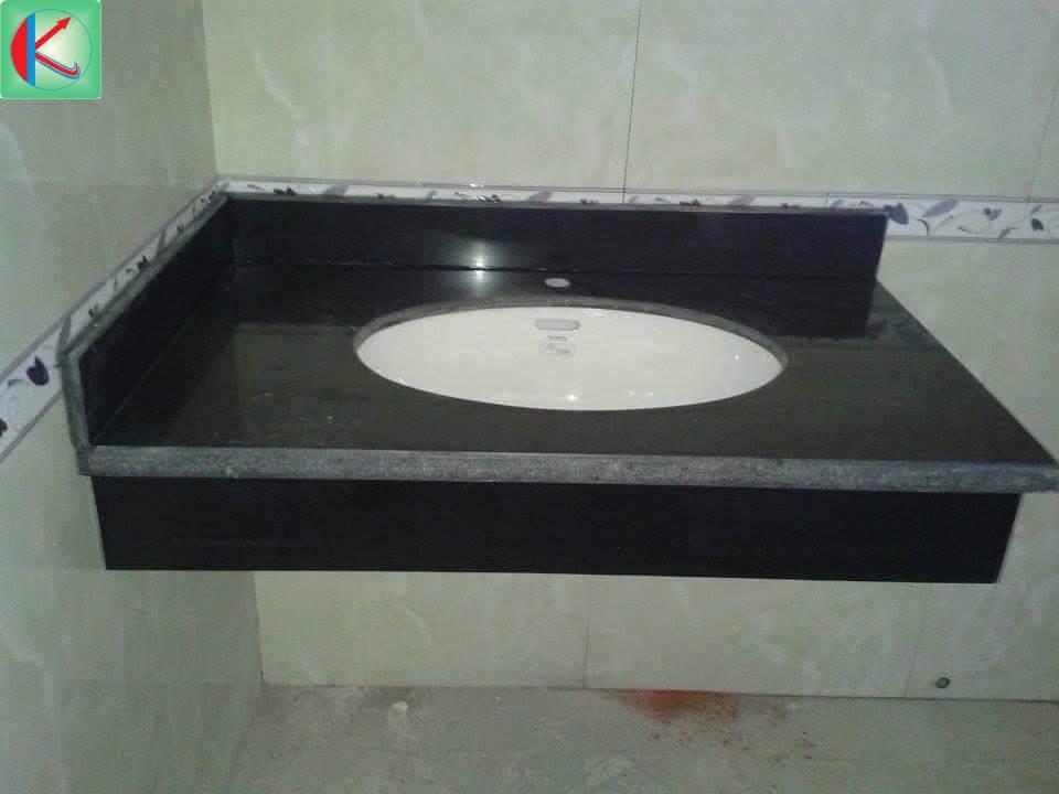 Hue black granite
