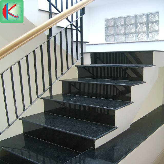 An Khe black granite