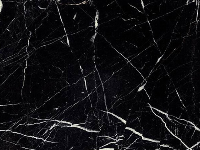 Negro marquina marble
