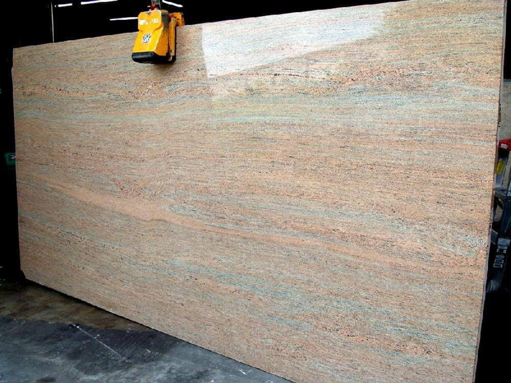 Yellow Norway granite