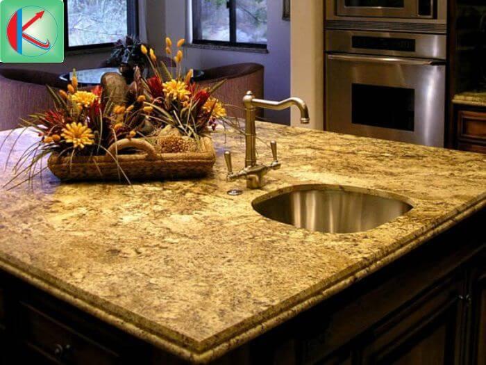 Leopard gold granite