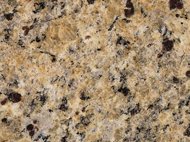 American Gold granite
