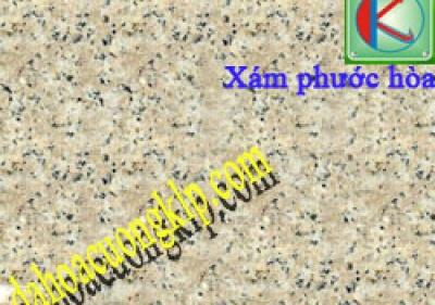 Đá Granite Xám Phước Hòa