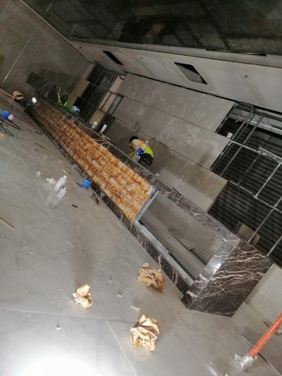 thi công các sản phẩm đá ốp lát tự nhiên cao cấp cho công trình Đại Sứ quán Đức